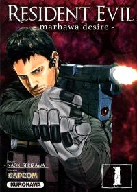 Resident evil : Marhawa desire. Volume 1