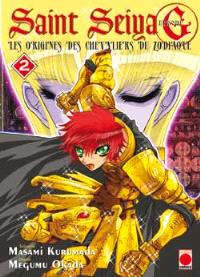 Saint Seiya, épisode G : les origines des chevaliers du zodiaque. Volume 2