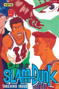 Slam Dunk. Volume 9