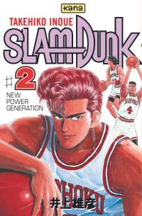 Slam Dunk. Volume 2, New power generation