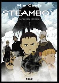 Steamboy. Volume 1