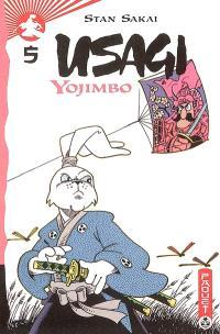 Usagi Yojimbo. Volume 5