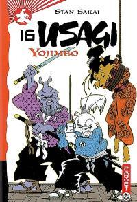 Usagi Yojimbo. Volume 16