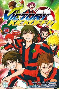 Victory kickoff !!. Volume 3