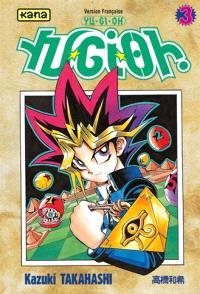 Yu-Gi-Oh !. Volume 3