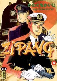 Zipang. Volume 8