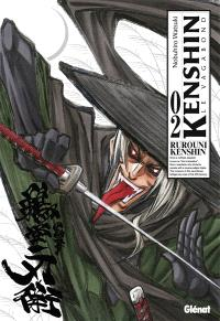 Kenshin, le vagabond : perfect edition. Volume 2