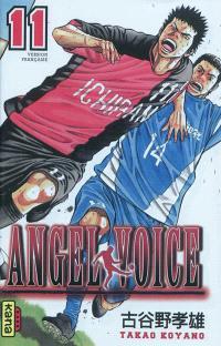 Angel voice. Volume 11