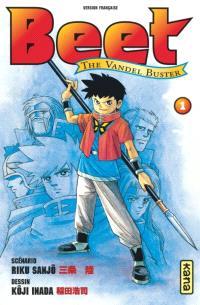 Beet : the Vandel Buster. Volume 1