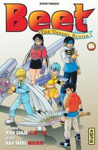 Beet : the Vandel Buster. Volume 10
