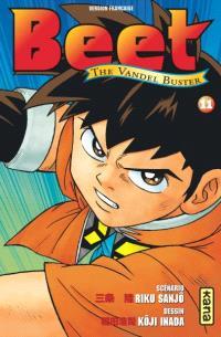 Beet : the Vandel Buster. Volume 11