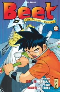 Beet : the Vandel Buster. Volume 12