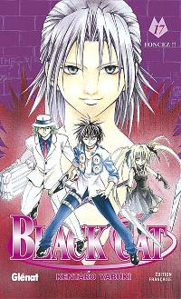 Black Cat. Volume 17, Foncez !!