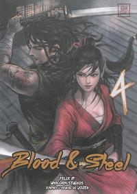 Blood & steel. Volume 4