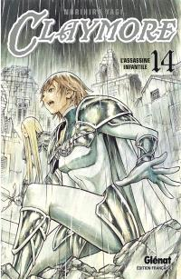 Claymore. Volume 14, L'assassine infantile