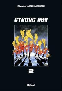 Cyborg 009. Volume 2