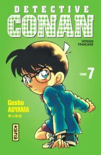 Détective Conan. Volume 7