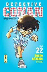 Détective Conan. Volume 22