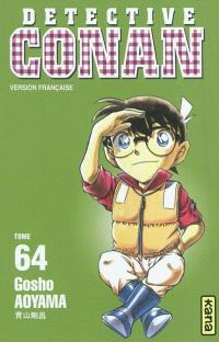 Détective Conan. Volume 64