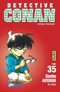 Détective Conan. Volume 35