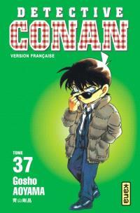Détective Conan. Volume 37