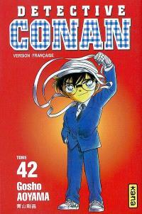 Détective Conan. Volume 42
