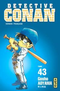Détective Conan. Volume 43
