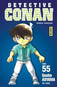 Détective Conan. Volume 55