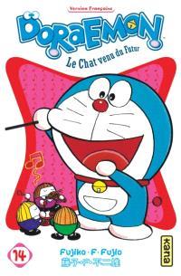 Doraemon : le chat venu du futur. Volume 14