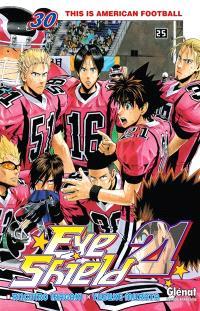 Eye shield 21. Volume 30, This is american football