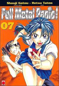 Full metal panic !. Volume 7