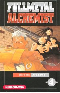 Fullmetal alchemist. Volume 4
