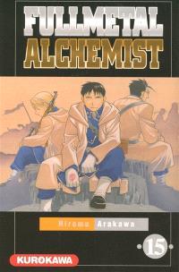 Fullmetal alchemist. Volume 15