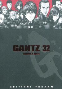 Gantz. Volume 32