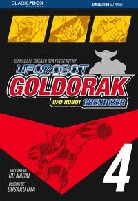 Goldorak : UFO robot Grendizer. Volume 4