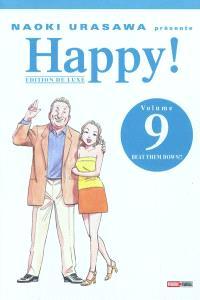 Happy ! : édition de luxe. Volume 9