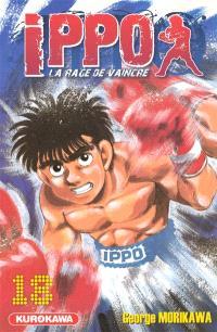 Ippo : la rage de vaincre. Volume 18