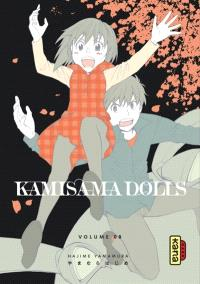 Kamisama dolls. Volume 8