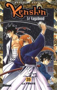 Kenshin, le vagabond. Volume 25, La vérité