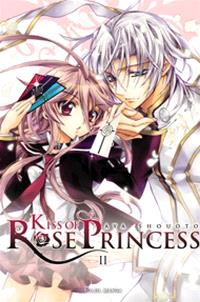 Kiss of Rose Princess. Volume 2