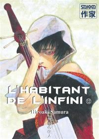 L'habitant de l'infini. Volume 12
