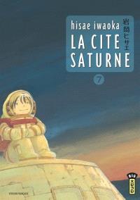 La cité Saturne. Volume 7