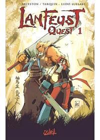 Lanfeust quest. Volume 1