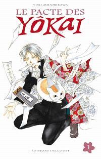 Le pacte des yôkai. Volume 1
