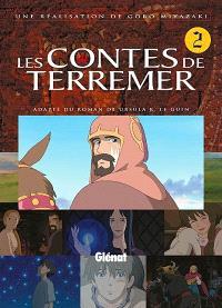 Les contes de Terremer. Volume 2