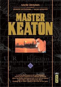 Master Keaton. Volume 6