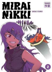Mirai Nikki. Volume 2