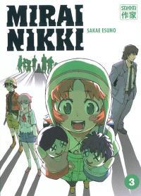 Mirai Nikki. Volume 3