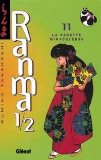 Ranma 1-2. Volume 11, La recette miraculeuse