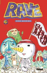 Rave. Volume 6